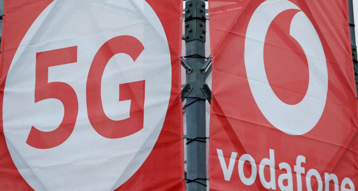 Vodafone lanza el primer servicio de 5G en España