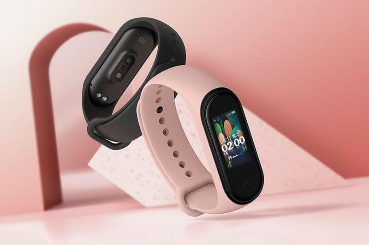 Xiaomi Mi Band 4, nueva pulsera inteligente con pantalla a color y NFC
