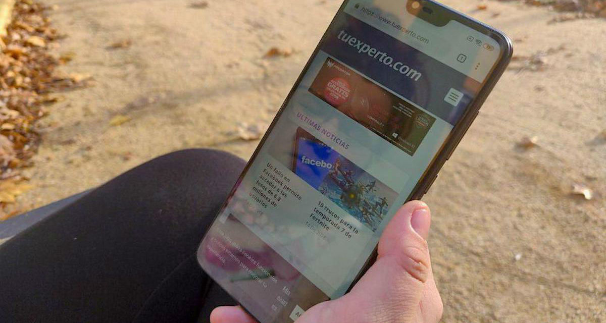 Xiaomi también muestra su propia cámara bajo la pantalla del móvil