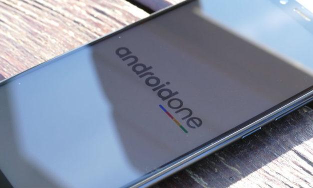 5 móviles con Android One por menos de 300 euros