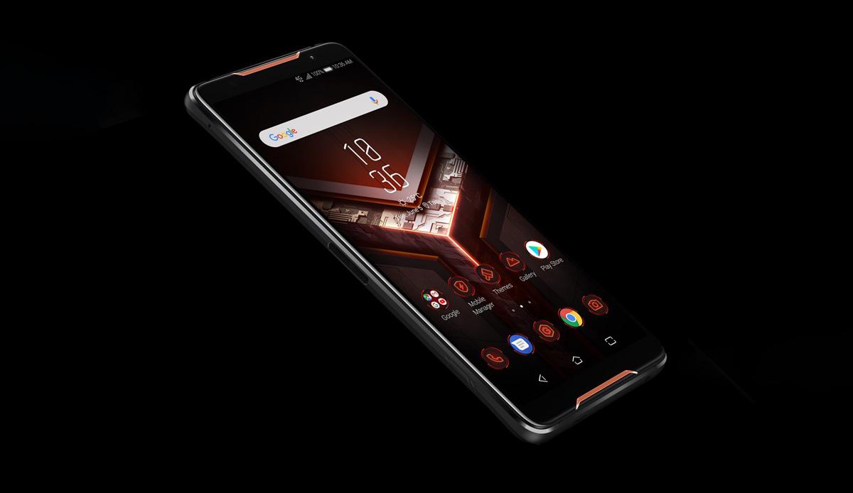 Se filtran las especificaciones técnicas del ASUS ROG Phone II