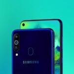 El Samsung Galaxy M40 actualiza su cámara y el reconocimiento facial