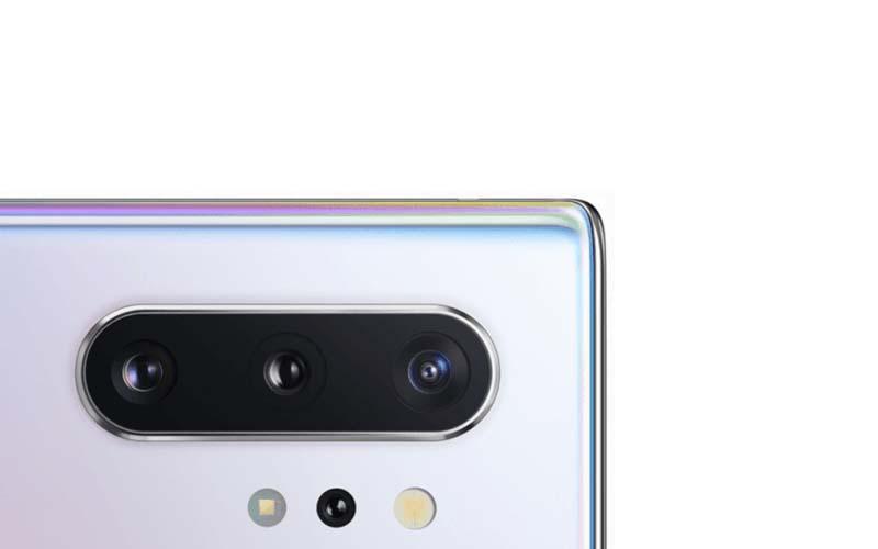 Las características del Samsung Galaxy Note 10+ se filtran al completo 1