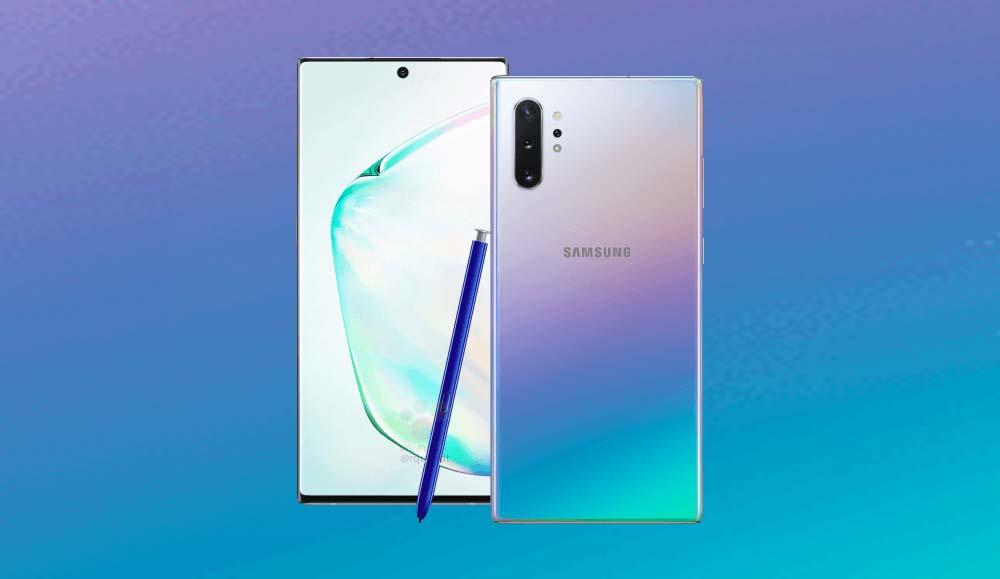 Las características del Samsung Galaxy Note 10+ se filtran al completo