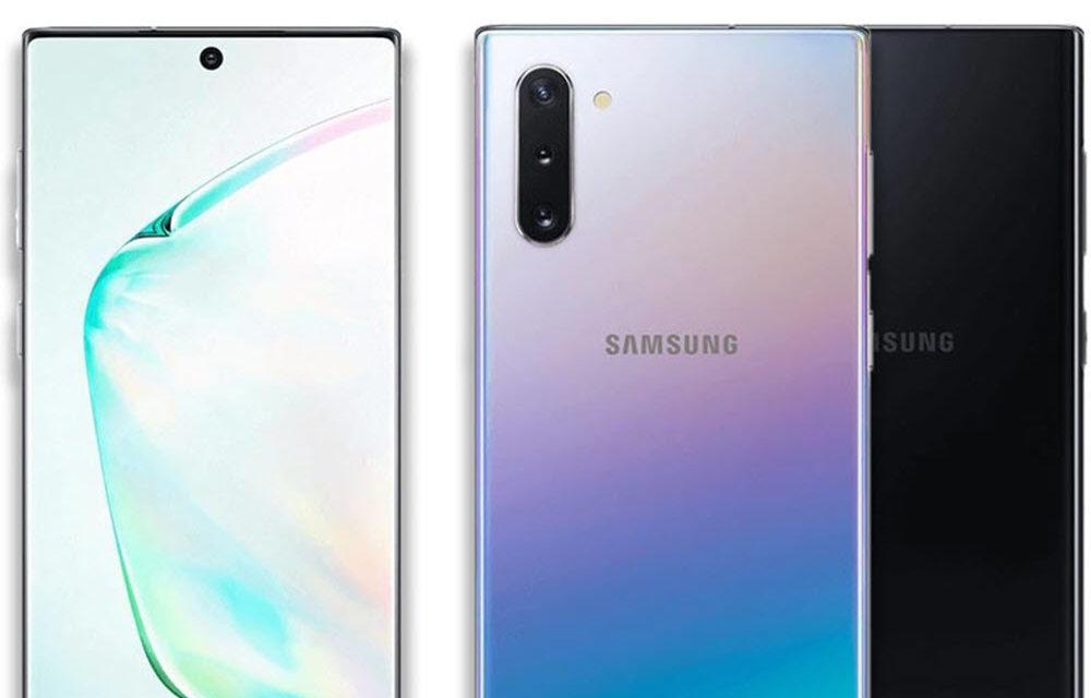 La protección IP69 se estrenará en móviles con el Samsung Galaxy Note 10