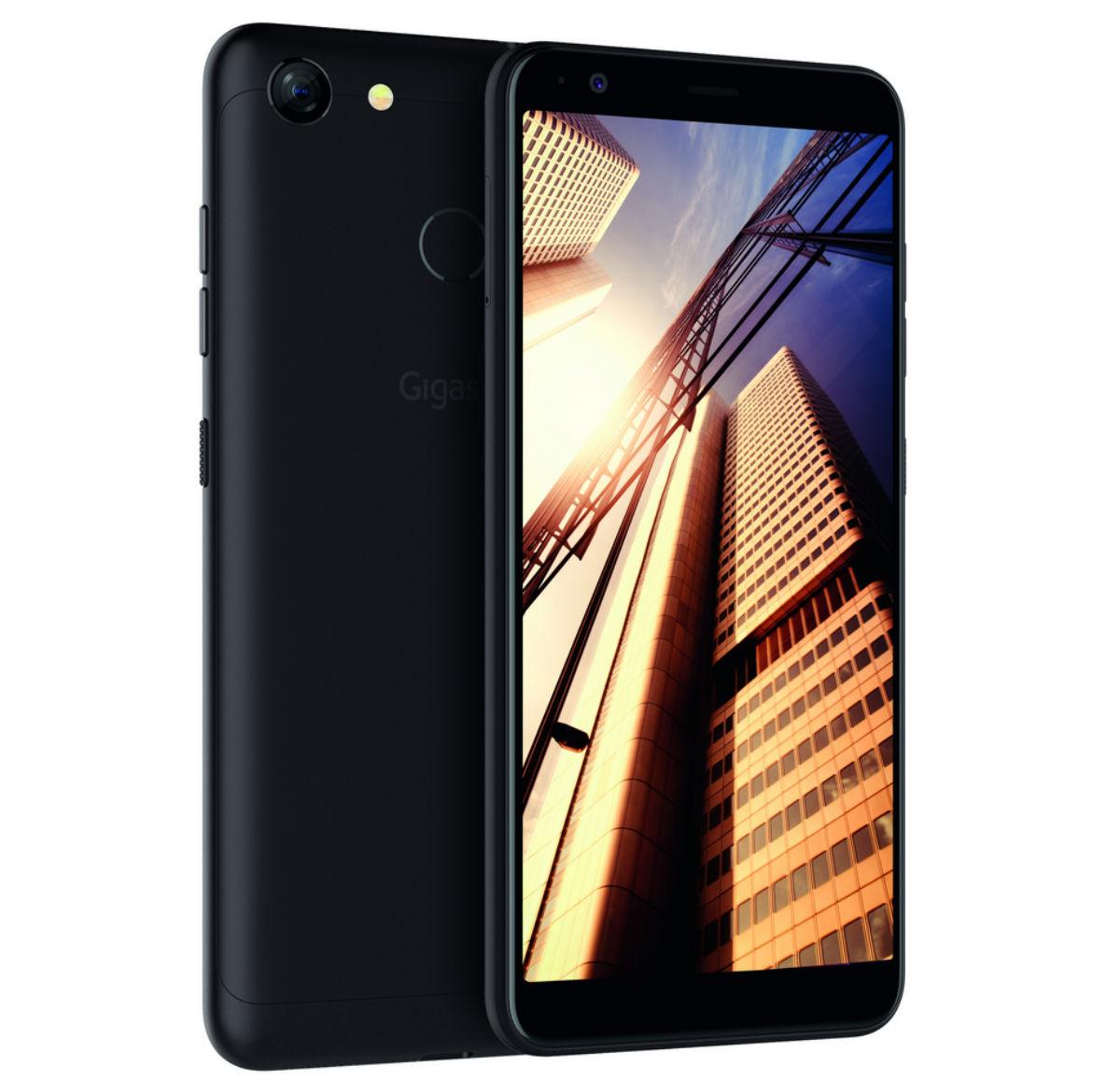 Gigaset GS280, móvil de gama media con versión pura de Android 8.1 1