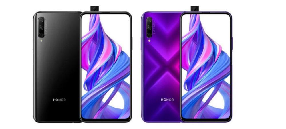 Honor 9X y Honor 9X Pro, móviles de gama media con cámara retráctil