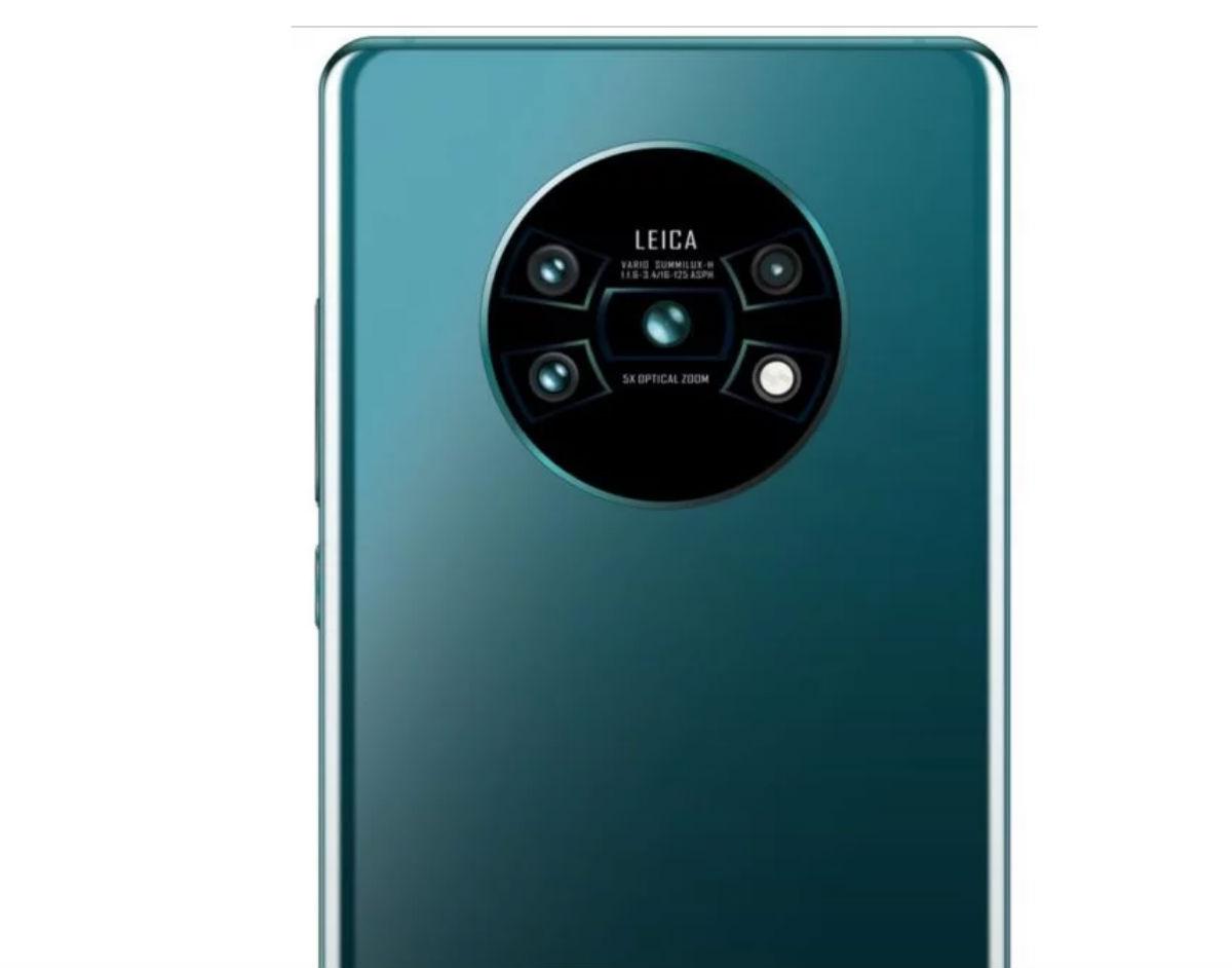Huawei Mate 30 Pro camara