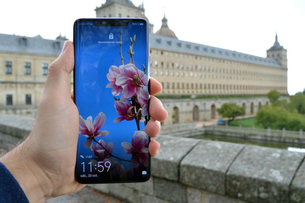 El Huawei Mate 30 Pro aparece en imágenes reales