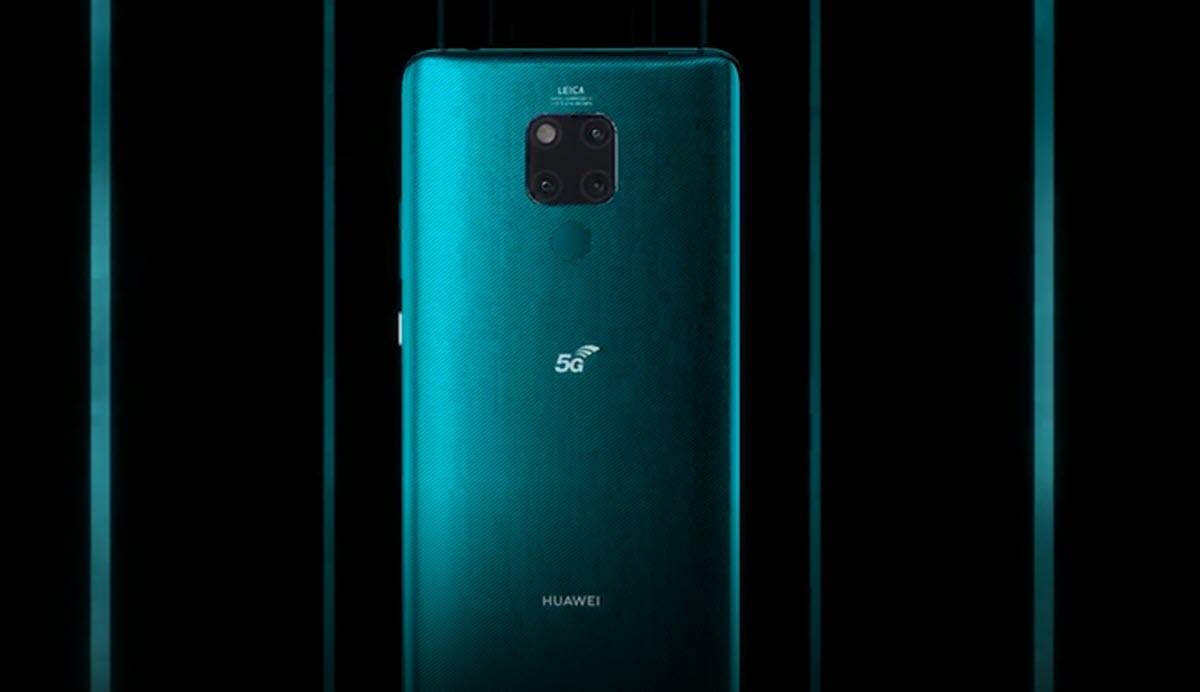 Huawei Mate 20 X 5G, a la venta en España el móvil 5G de Huawei