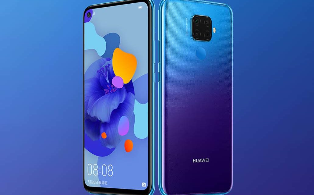 Huawei Mate 30 Lite, el Mate más económico llega con cinco cámaras