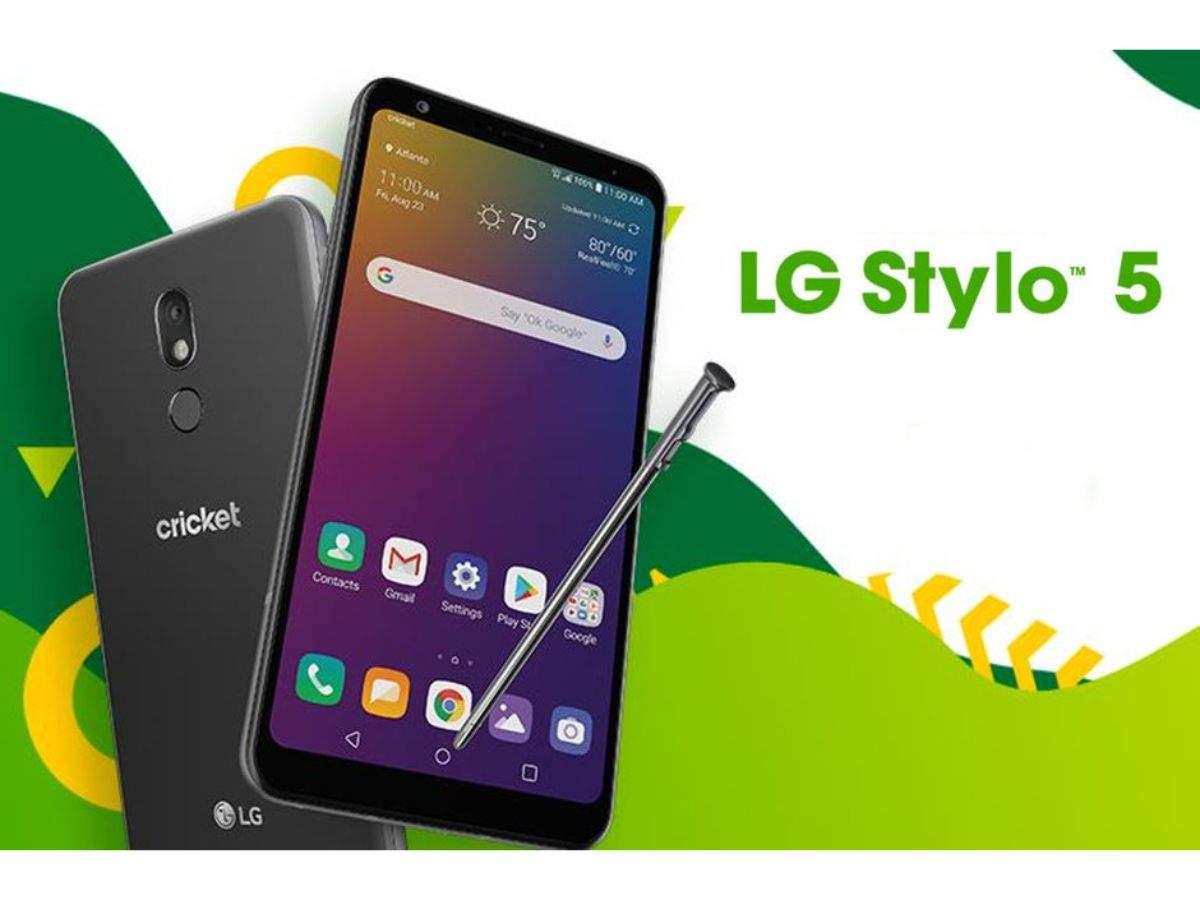 LG Stylo 5, móvil con lápiz, pantalla grande y buen precio