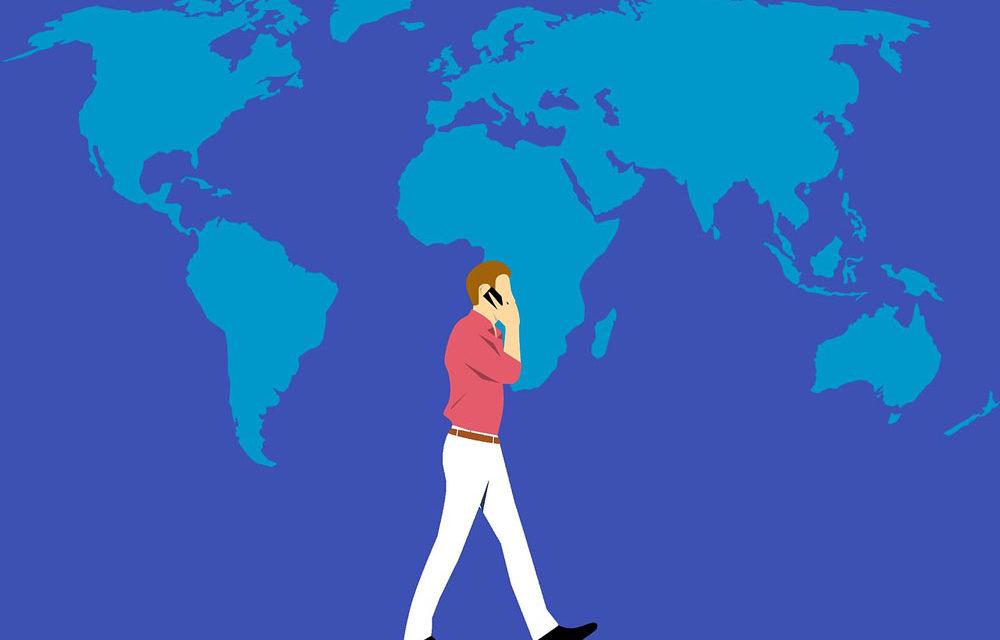 Este es el límite del roaming fuera de la Unión Europea