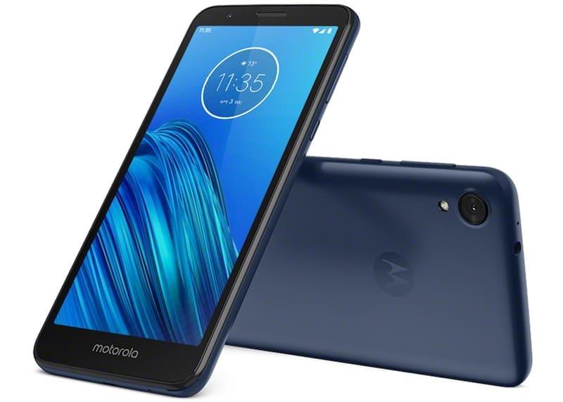 Motorola Moto E6, el más económico de Motorola por menos de 150 euros 1