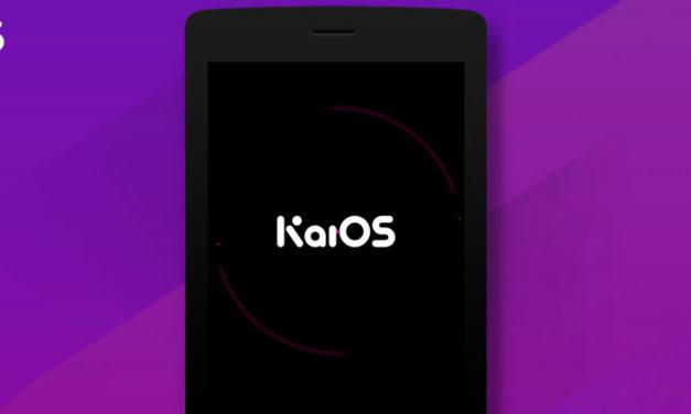 Así sería el primer móvil Nokia con KaiOS