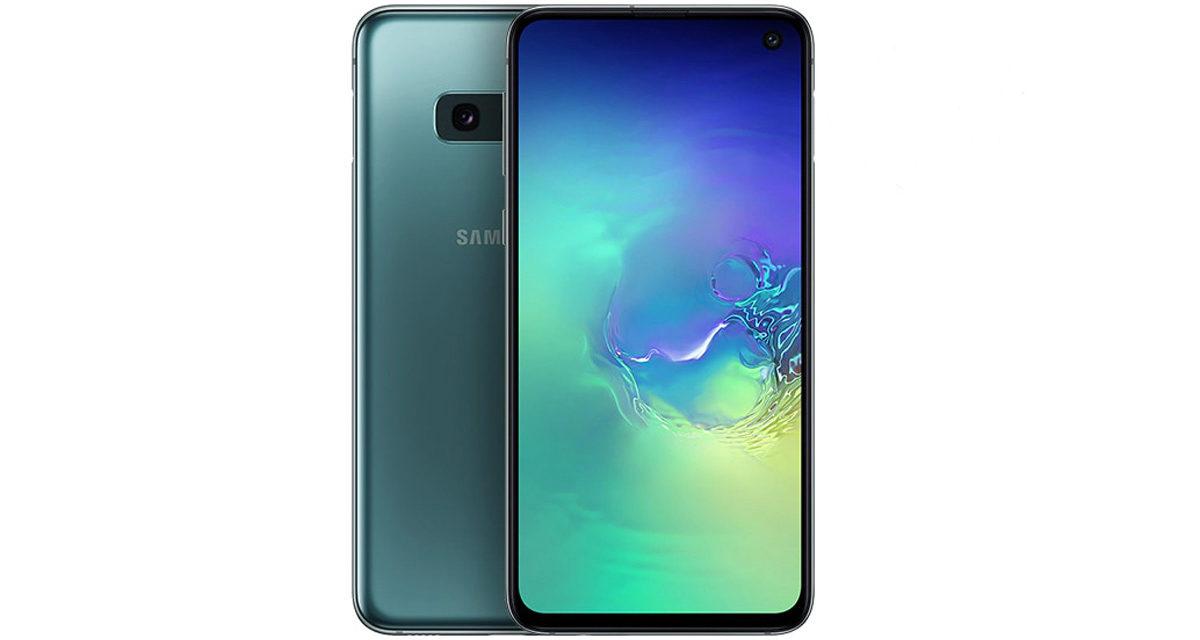 El Samsung Galaxy S10e podría llegar en un nuevo color