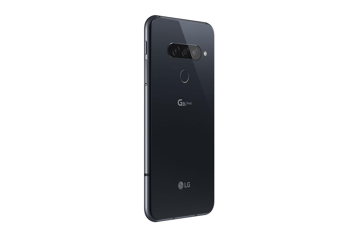 lanzamiento LG G8 Smart Green ThinQ cámara trasera