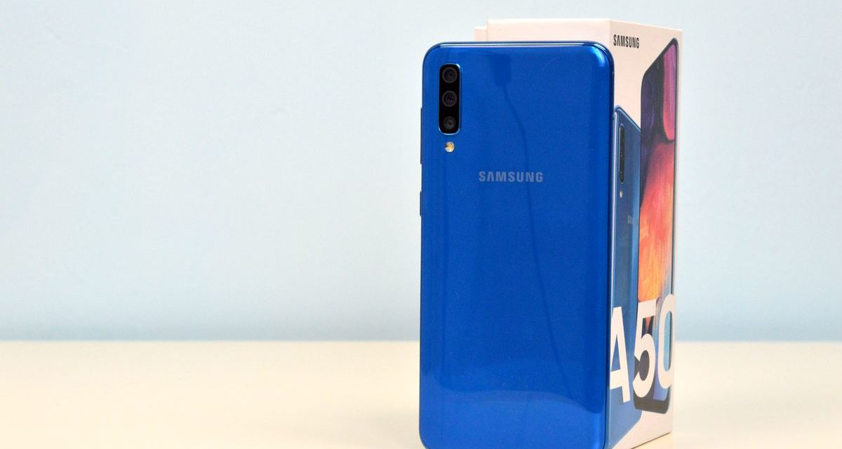 Samsung Galaxy A50s, características filtradas tras su paso por AnTuTu