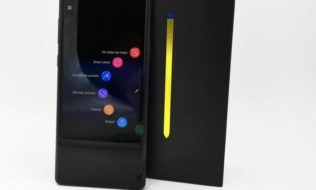 Los Samsung Galaxy Note 9 y S9 reciben el modo retrato del Galaxy S10 oficialmente