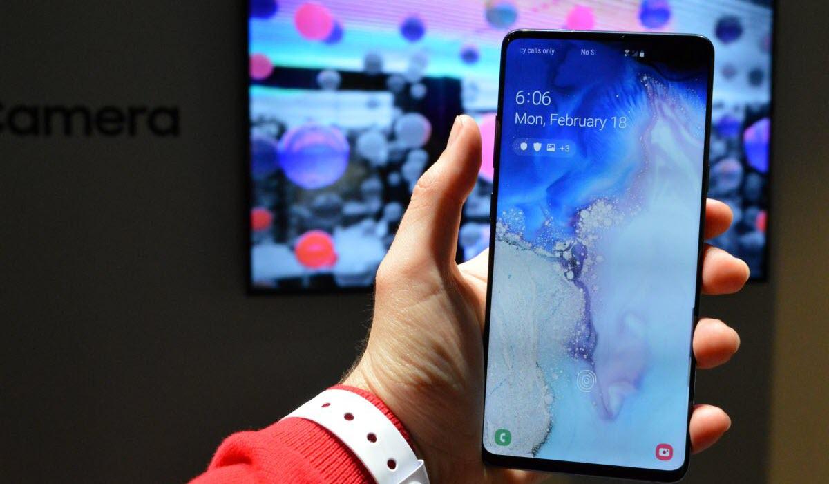 Samsung Galaxy S11: comienzan a aparecer las primeras filtraciones