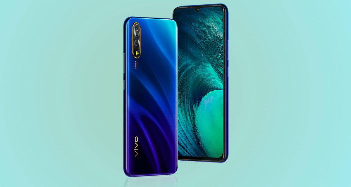 Vivo S1, nuevo móvil para la gama media con gran batería