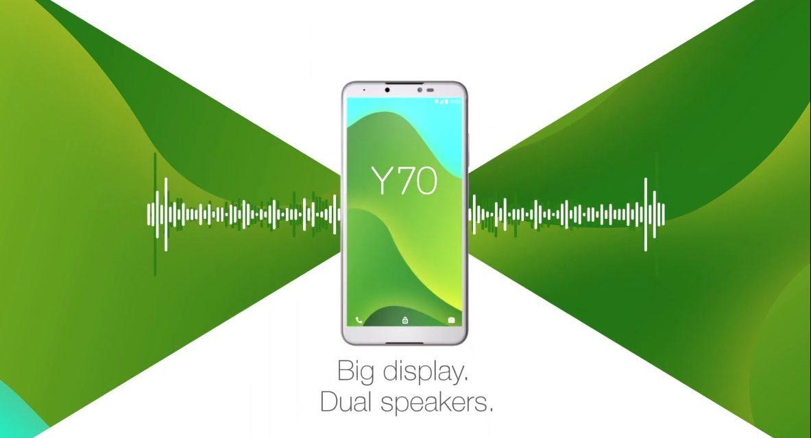 Wiko Y70, móvil sencillo con pantalla HD y cámara de 8 megapíxeles
