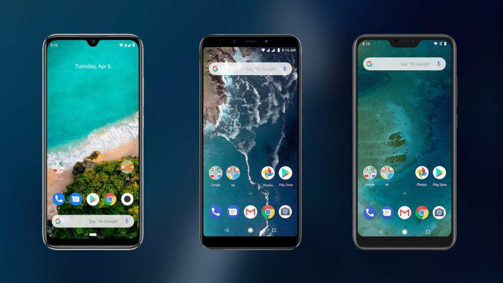 Xiaomi Mi A3 vs Xiaomi Mi A2 vs Xiaomi Mi A2 Lite, ¿cuál comprar?
