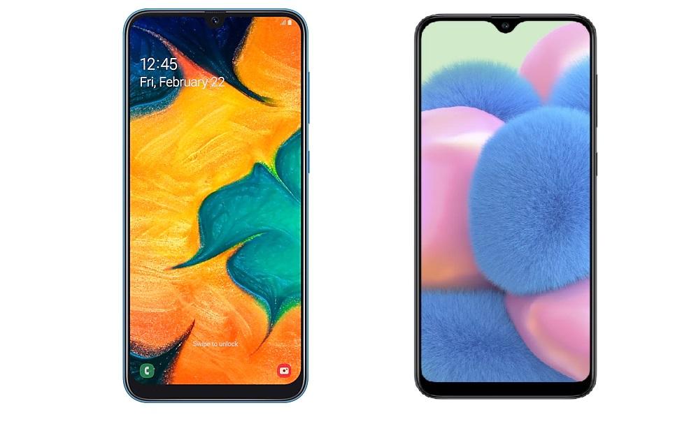 Diferencias entre el Samsung Galaxy A30 y Samsung Galaxy A30s