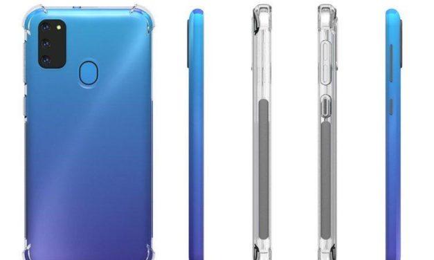 Filtrado el diseño del Samsung Galaxy M30s con triple cámara