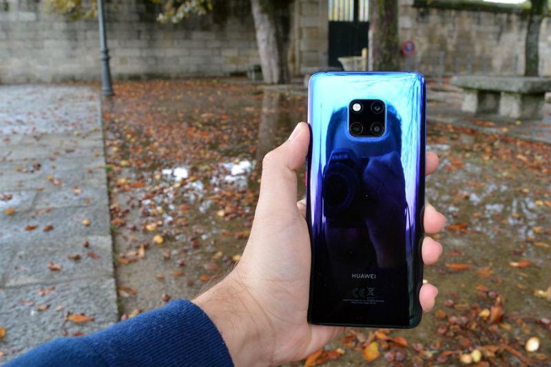 Comparativa Samsung Galaxy Note 10 vs Huawei Mate 20 Pro 1