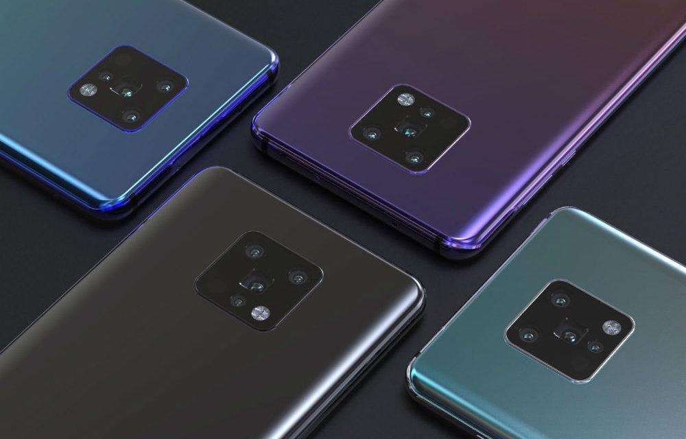Huawei Mate 30 y 30 Pro: se filtran por completo antes de su presentación