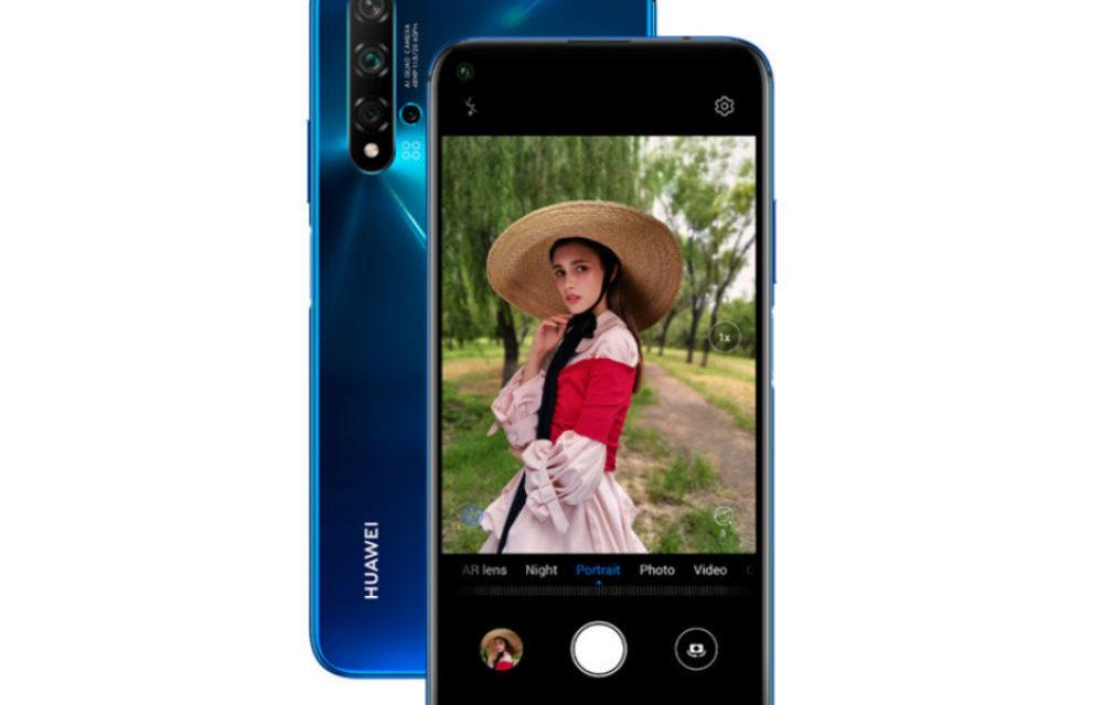 Huawei Nova 5T, nuevo móvil primo hermano del Honor 20