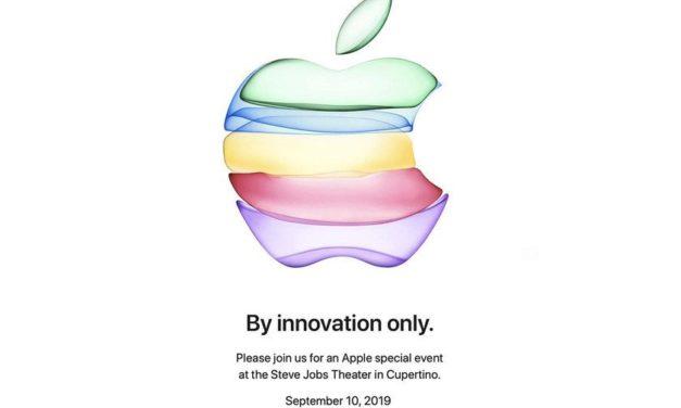 Oficial, esta es la fecha de presentación de los iPhone 11