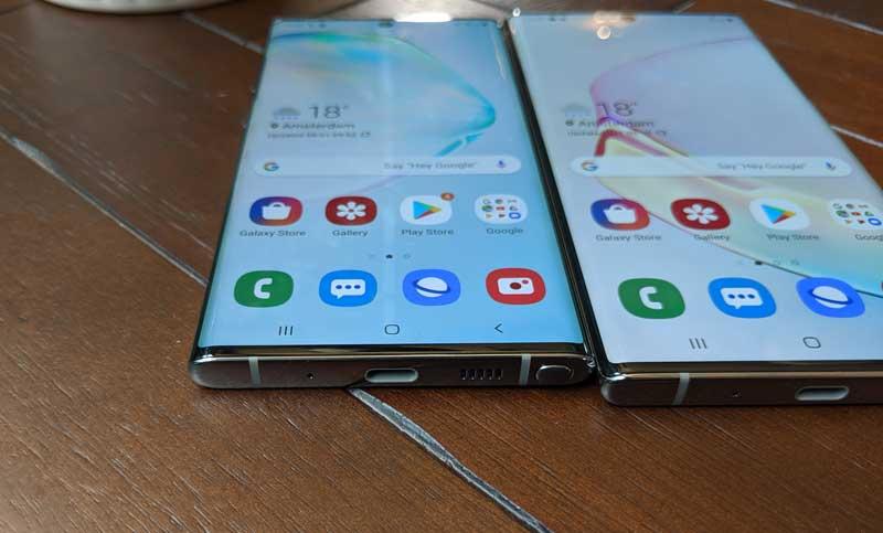 lanzamiento Samsung Galaxy Note 10 procesador