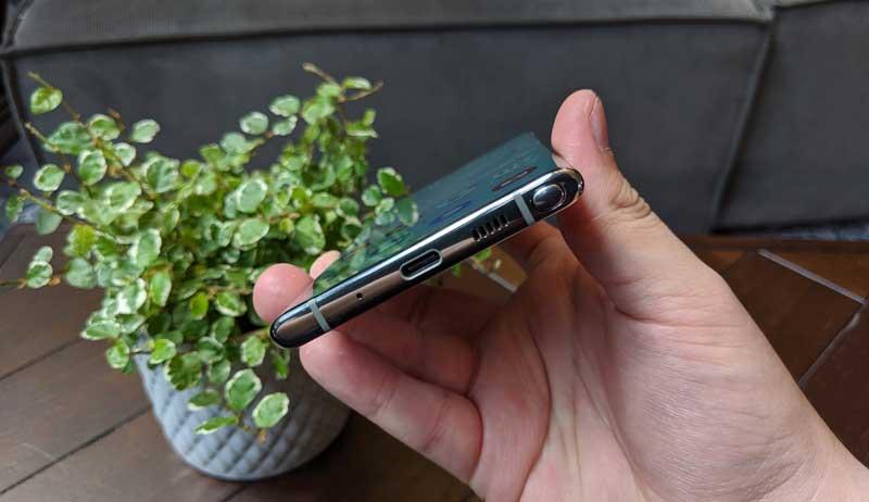 lanzamiento Samsung Galaxy Note 10 batería
