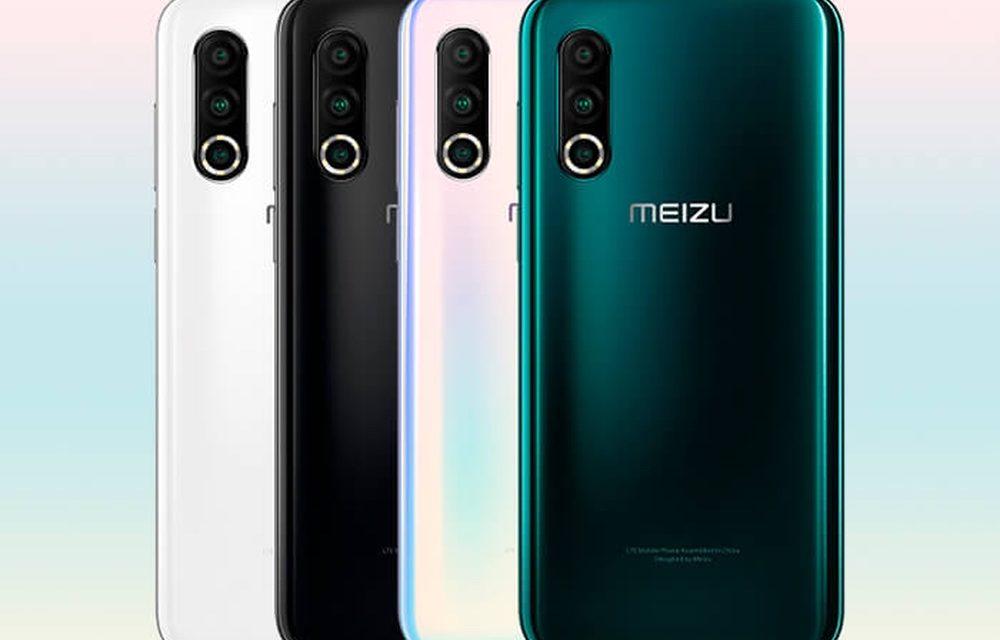 Meizu 16s Pro, móvil con triple cámara y marcos muy delgados