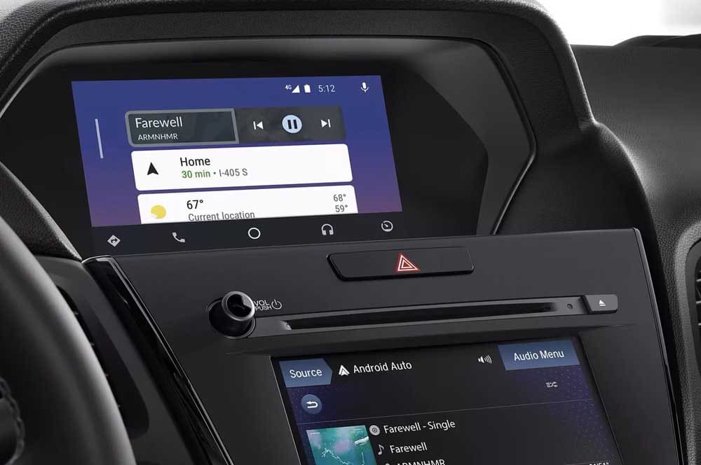 mirrorlink moviles coches compatibles