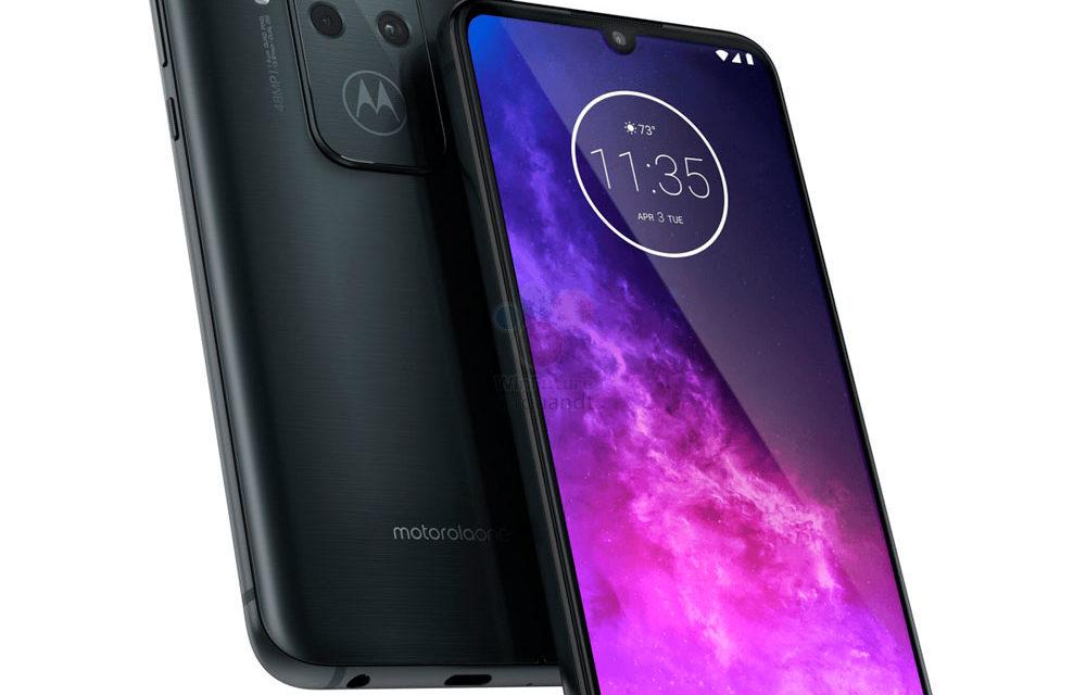 El Motorola Moto G8 filtra su diseño con cámara retráctil