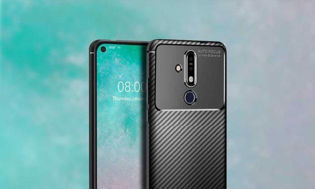 El Nokia 6.2 se filtra en imágenes con todo lujo de detalles