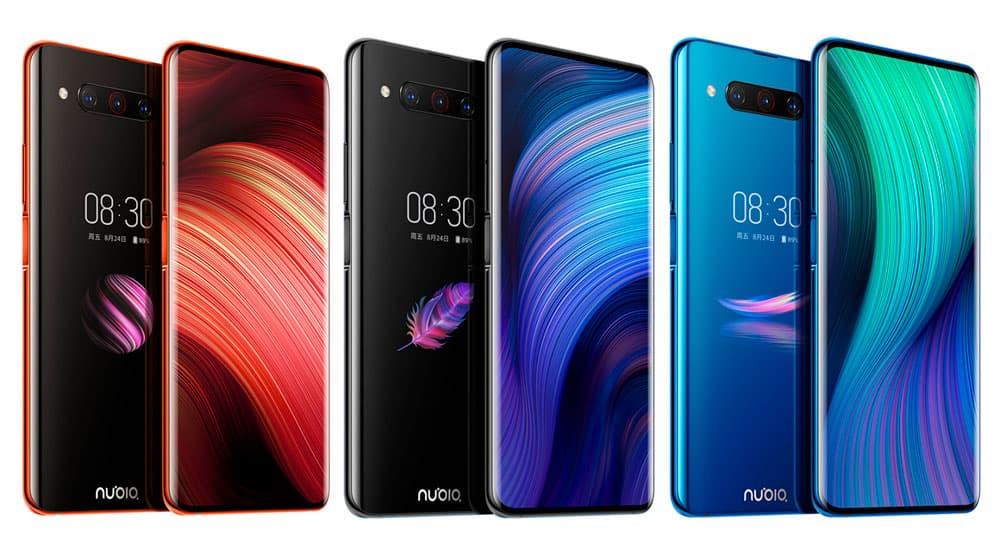 Nubia Z20, doble pantalla y Snapdragon 855 para conquistar la gama alta