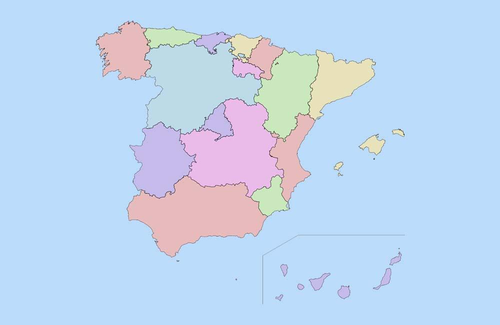 Prefijos En España Lista De Todos Los Prefijos De España Por Provincia