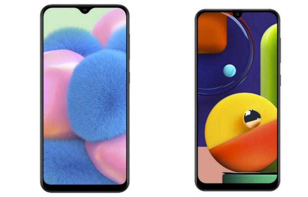 Diferencias entre el Samsung Galaxy A30s y A50s