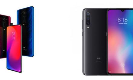 Xiaomi Mi 9T Pro o Xiaomi Mi 9, ¿cuál es mejor para mi?