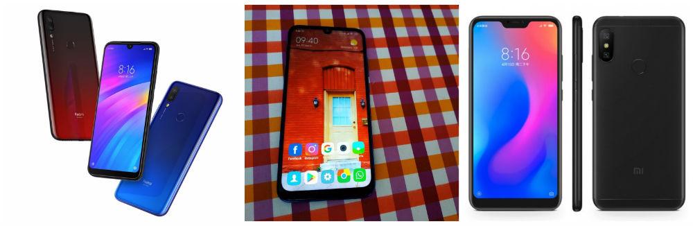 Xiaomi Redmi 7, Redmi Note 7 o Note 6 Pro, ¿cuál es mejor para mi?