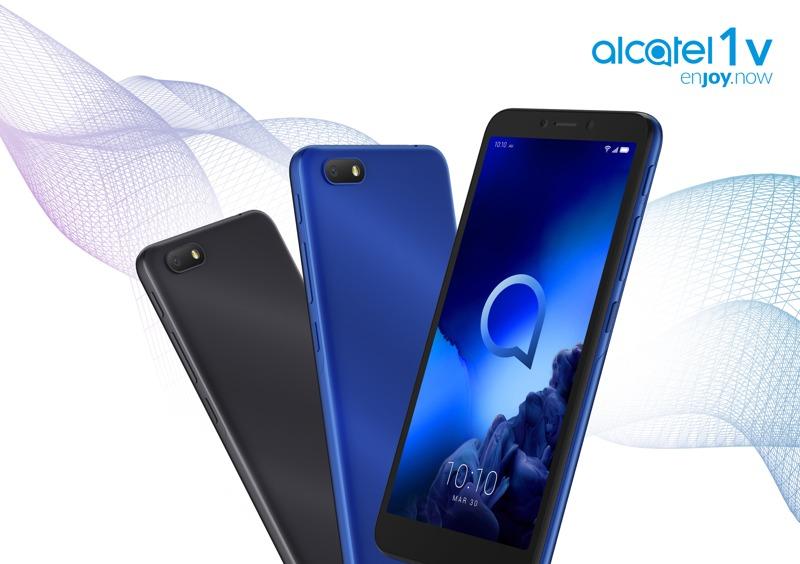 Alcatel 1V, Android Go y 5,5 pulgadas por menos de 100 euros 1