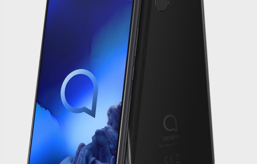 Alcatel 3X, nuevo móvil asequible con buena autonomía