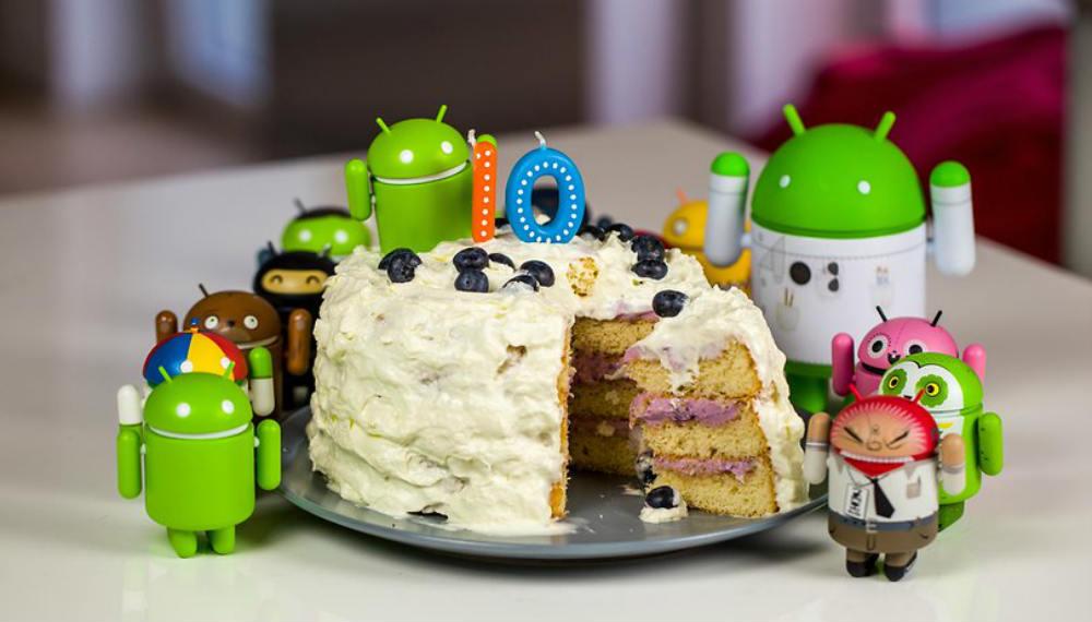 Cómo descargar e instalar Android 10 en tu móvil