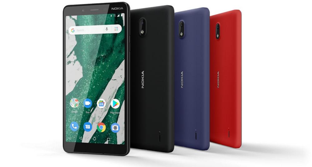 Si tienes un Nokia con Android Go podrás actualizar a Android 10