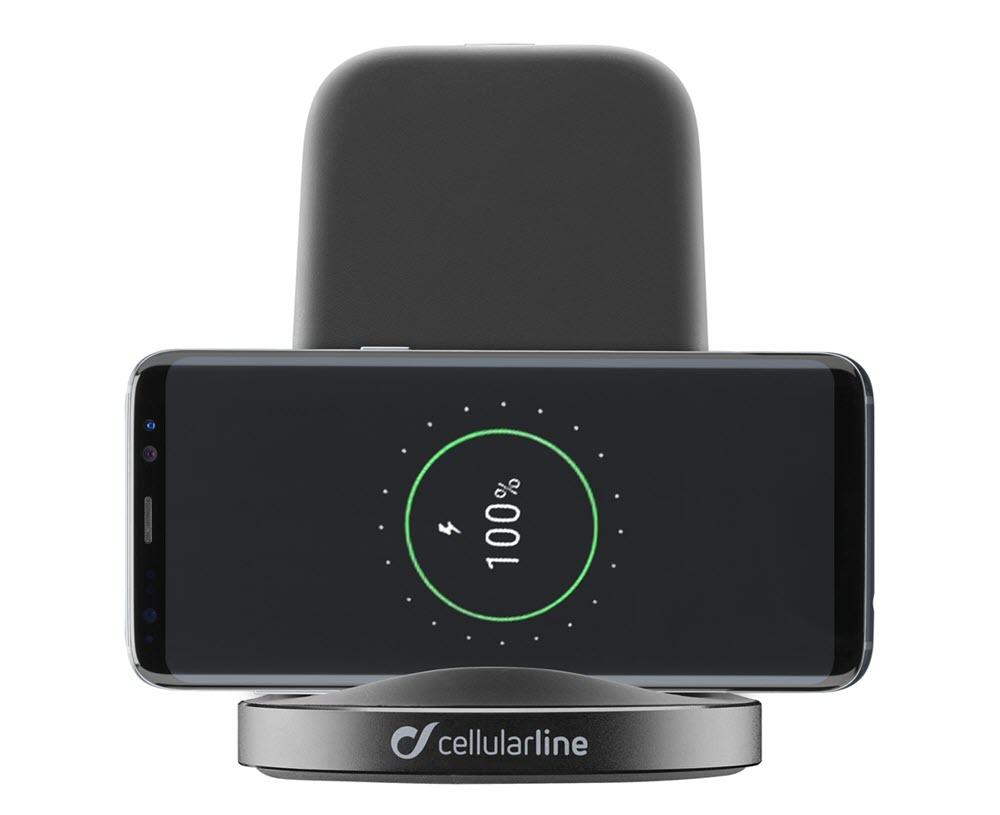 Cellularline renueva su gama de altavoces, auriculares y cargadores inalámbricos 1