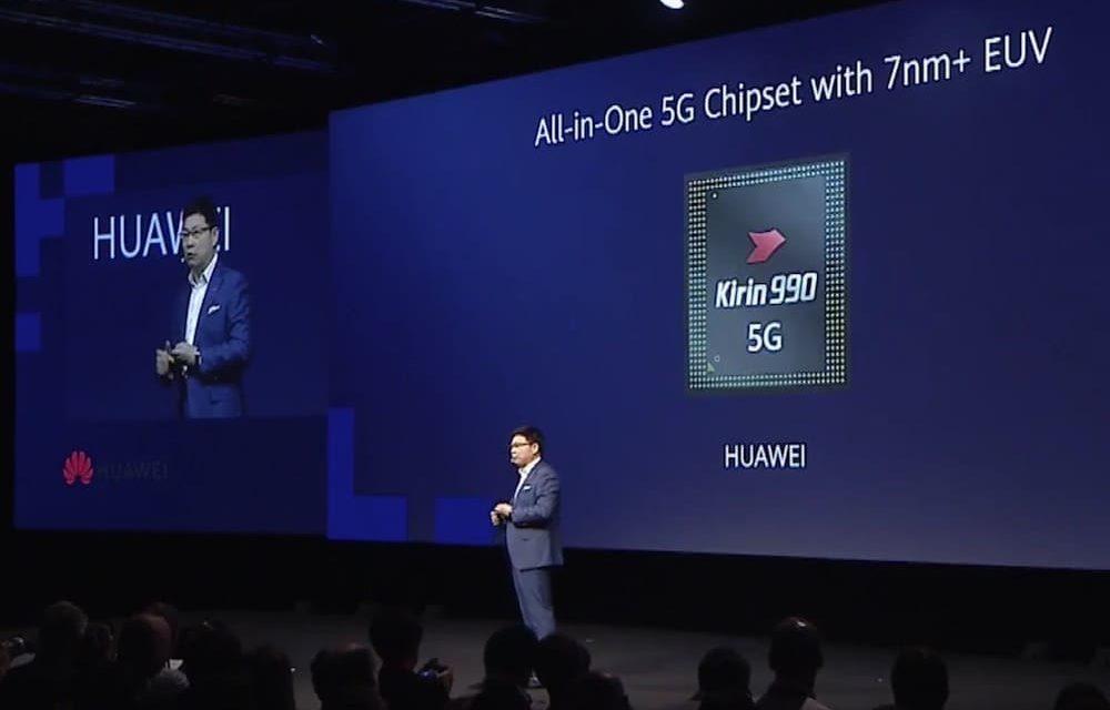 Presenta Huawei su primer chip con tecnología 5G